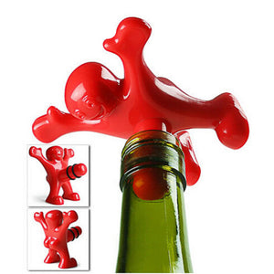 Naughty Little Man Bottle Stopper (2 colors)