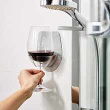 Load image into Gallery viewer, Shower/ Bath Wine Glass Holder