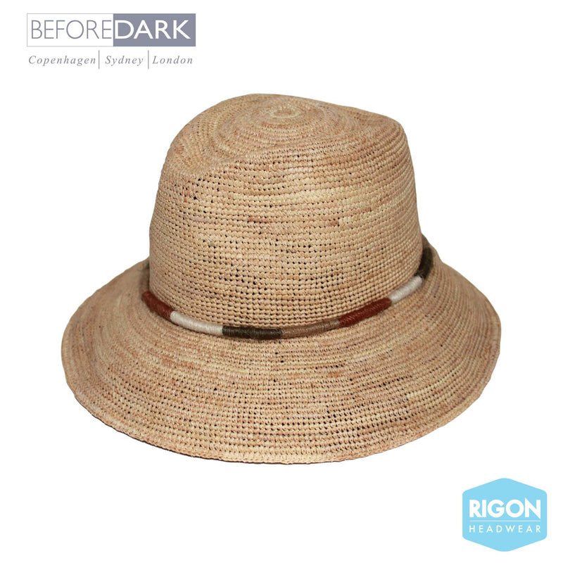 Ladies Jodie Raffia Hat - BD377