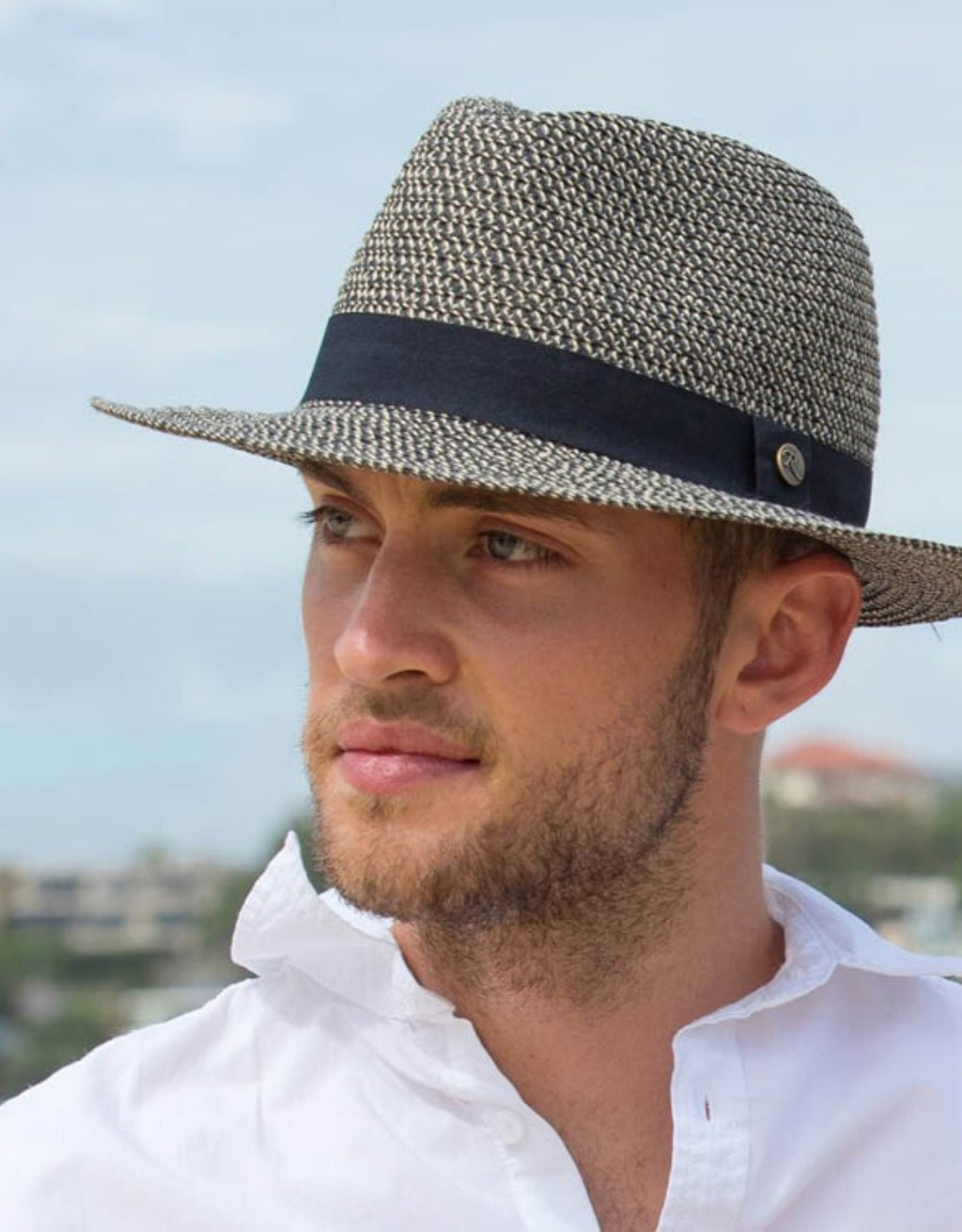 "Men's Fedora  ""The Franky"" - RM343"