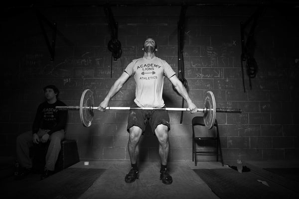 Varbanov Olympic Weightlifting Classes