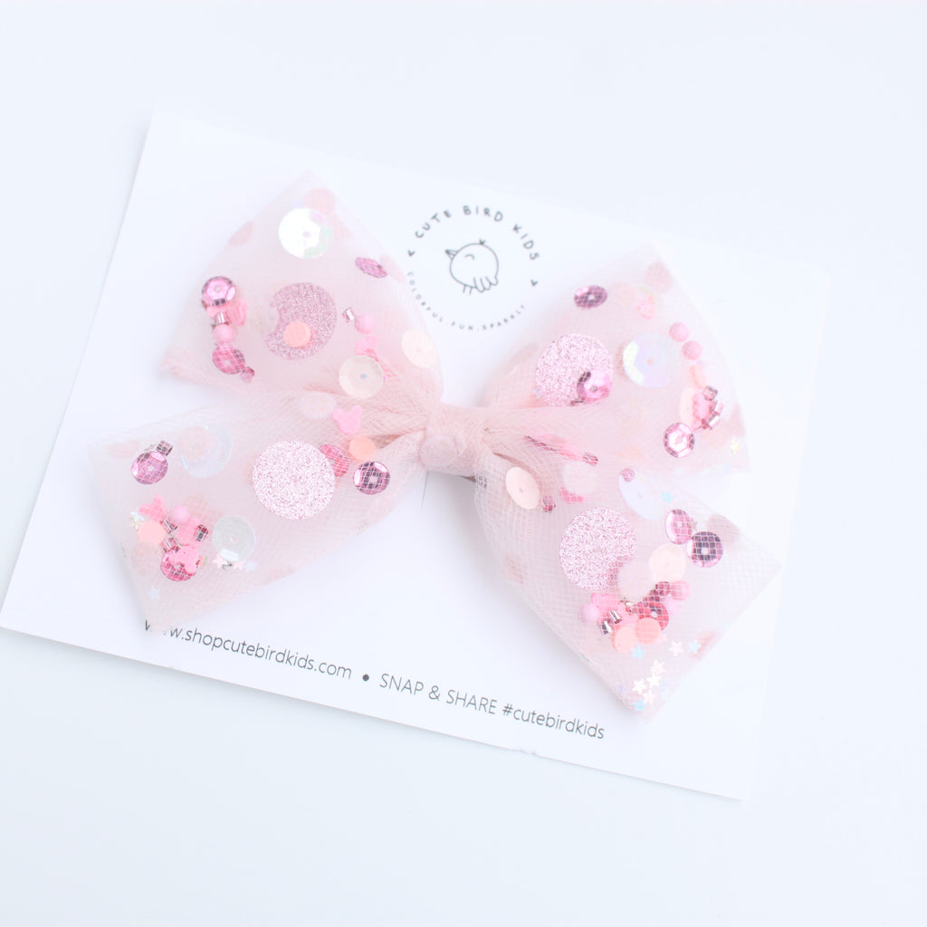 MINNIE Tulle Laraline Bow