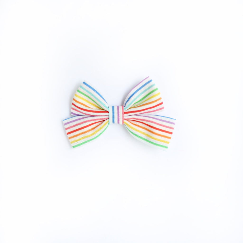 BRIGHT RAINBOW Laraline Bow