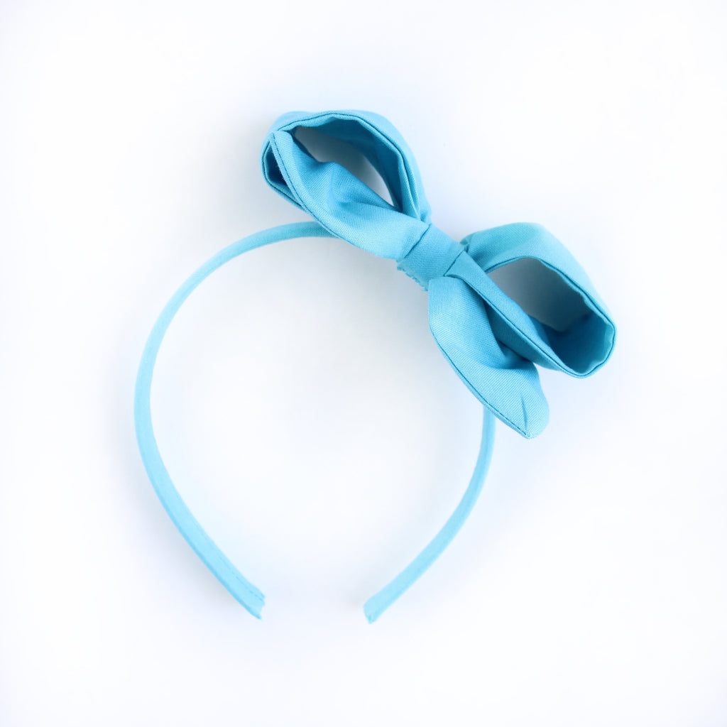 CAPRI BLUE Ava Headband