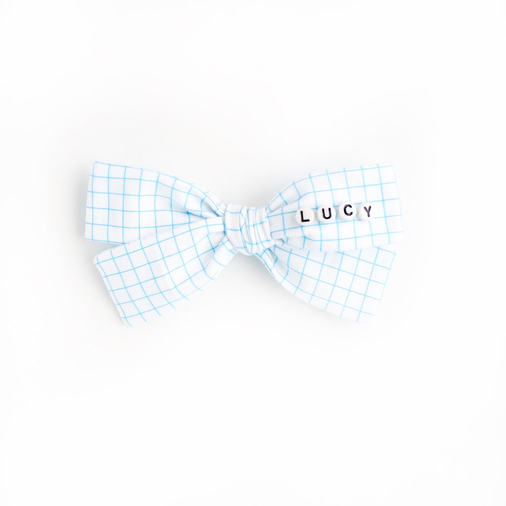 GRAPH PAPER Laraline Twist Bow