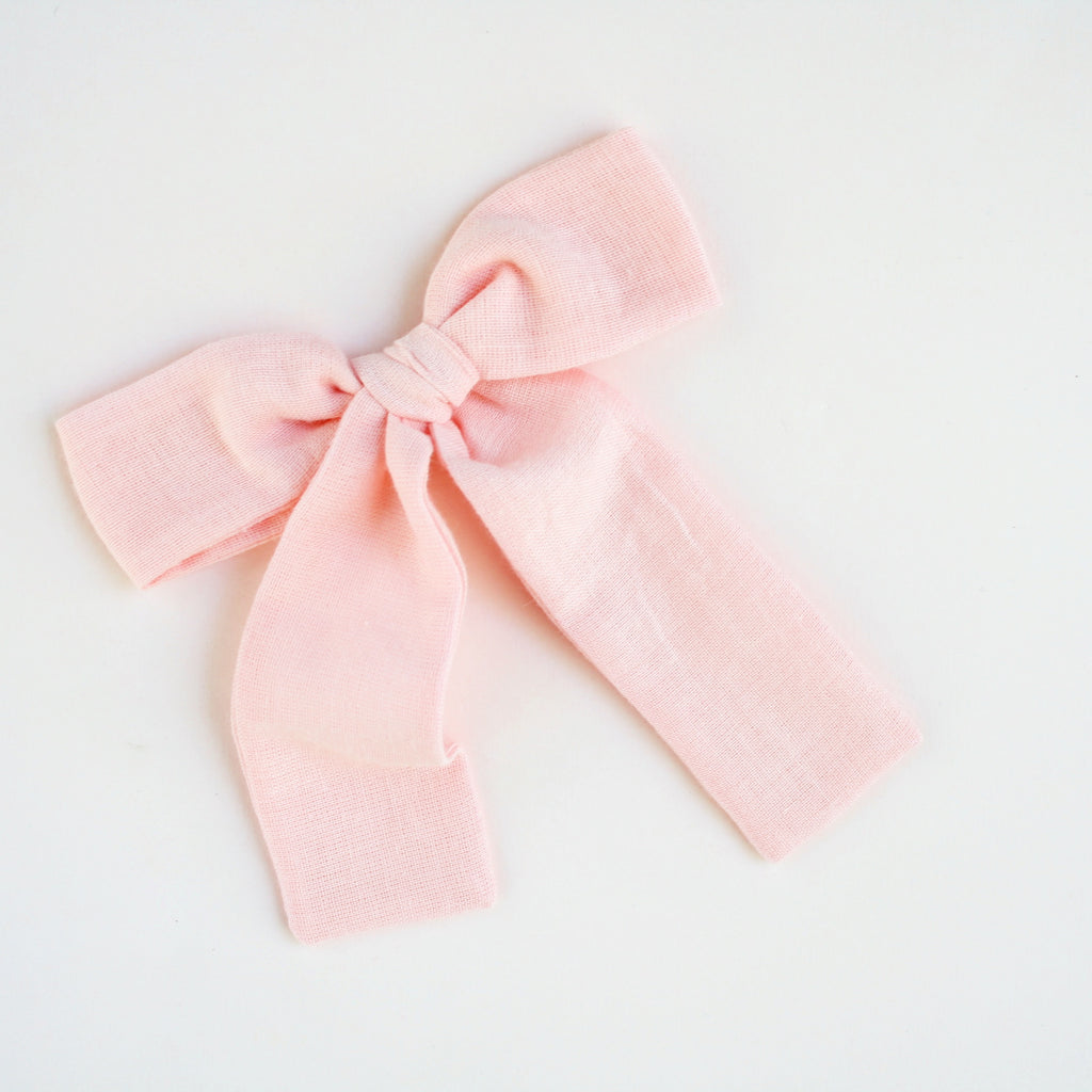 SWEET PEACH Lady Bow