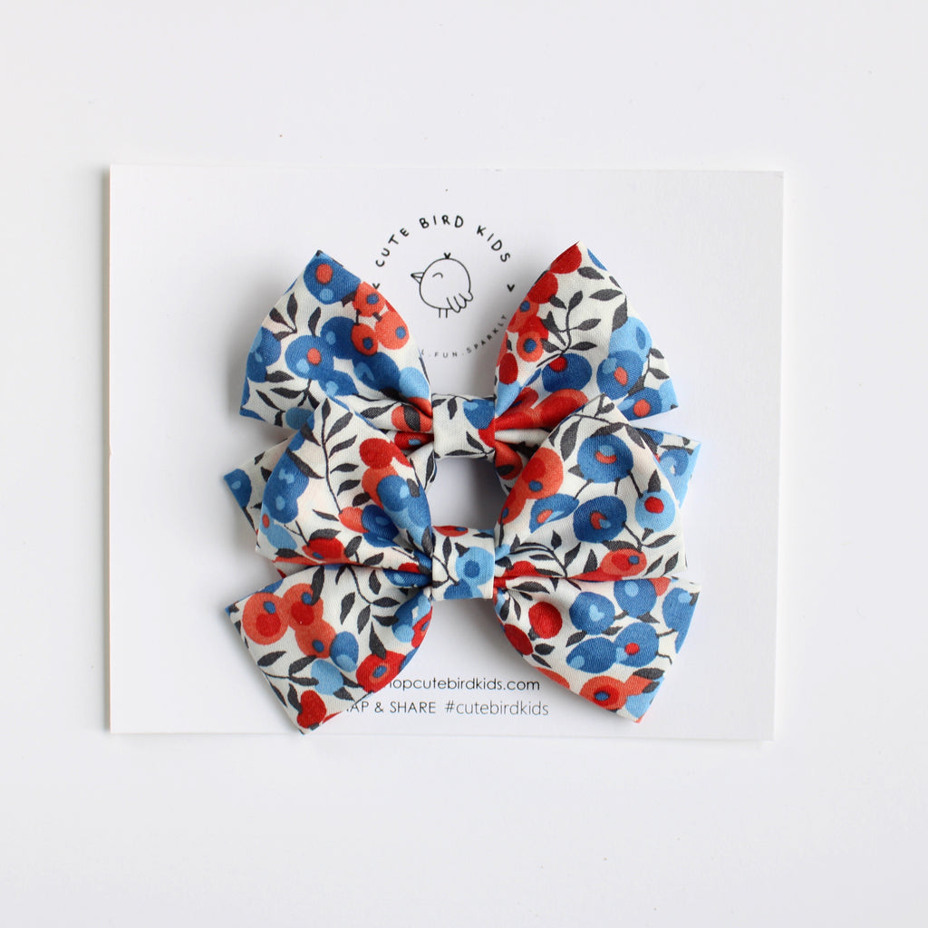 JUNE Liberty Mini Laraline Pigtails