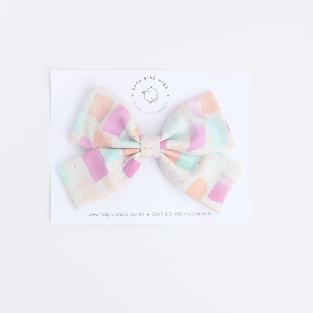 WATERCOLOR  Laraline Bow