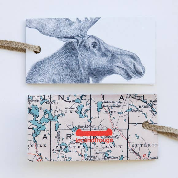 lecanotrouge: Murray Maynooth Moose Gift Card