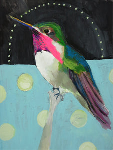 Art Print: No.24 Hummingbird