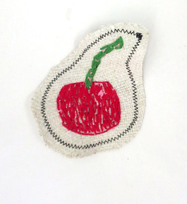 Sewn Patches: Cherry on Top
