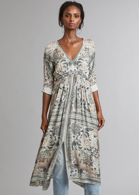 Odd Molly Grace Long dress - str. M