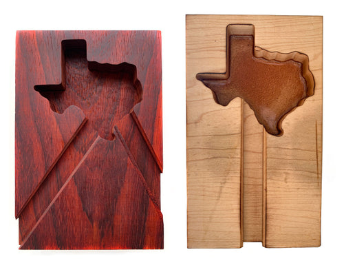 Texas Cigar Ashtray