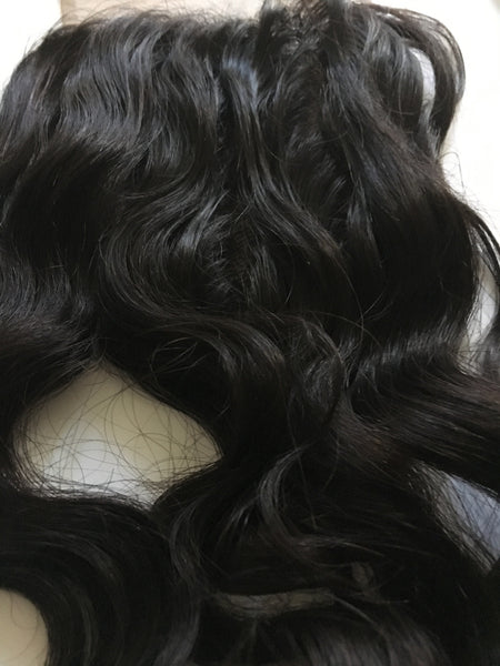Wavy Lace Closure