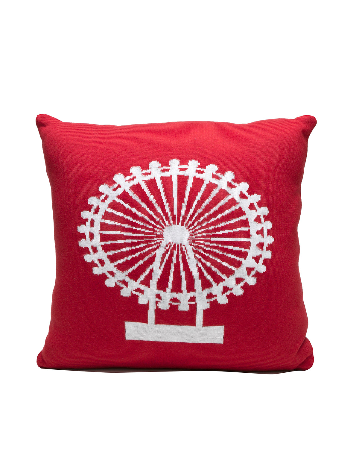 Rian TricotCushion LONDON EYE