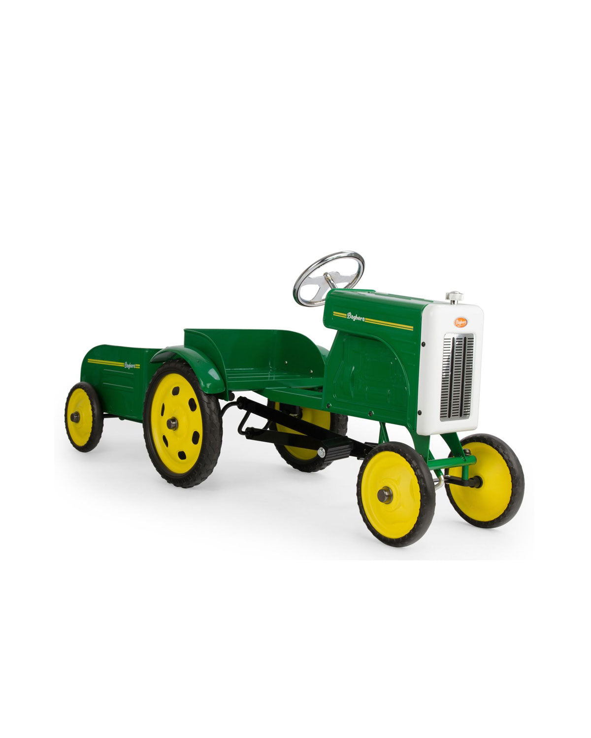 Ride-On TRACTOR WITH TRAILER