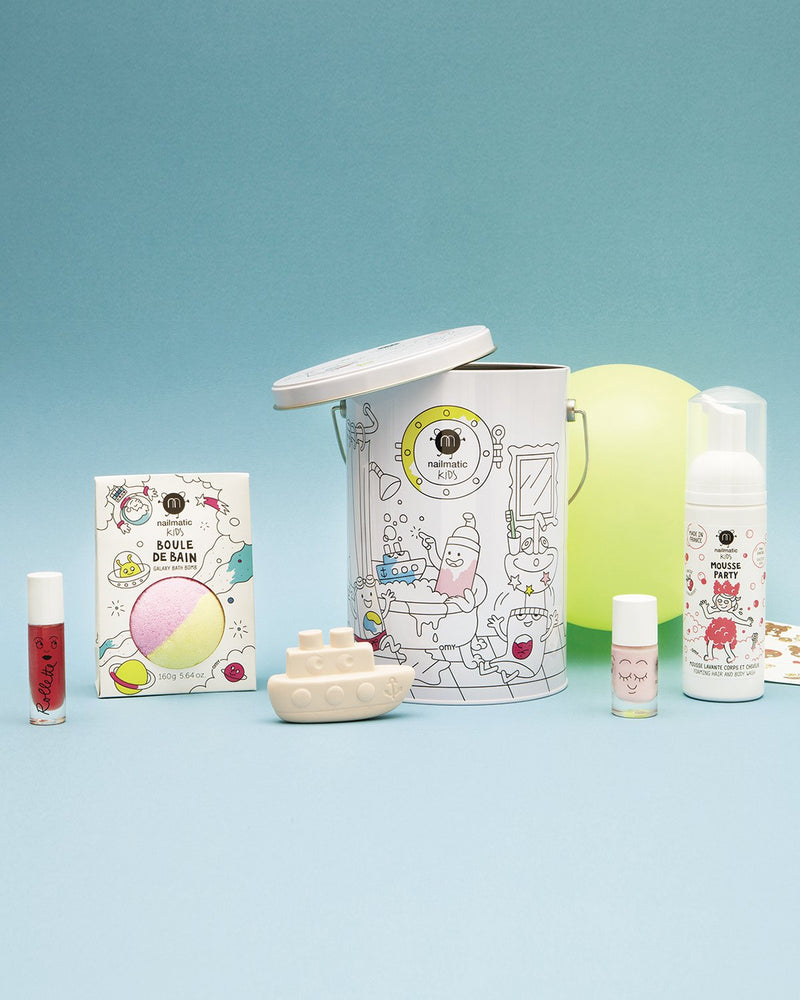 Nailmatic Bath and Beauty Set MAGIC BOX