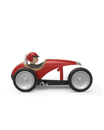 Car RACING CAR Red
