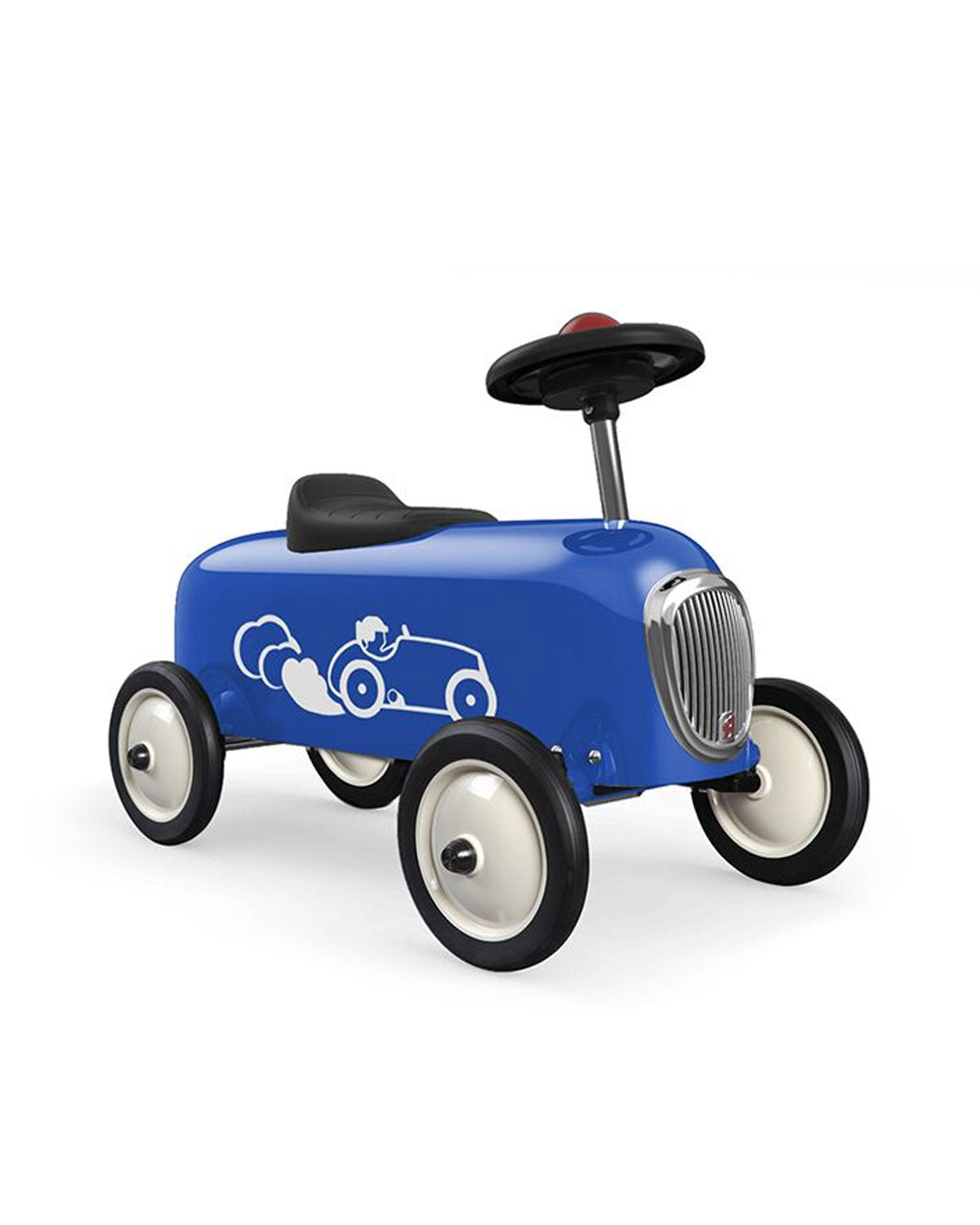 Ride-On RACER Blue