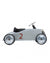 Ride-On RIDER Silver Grey