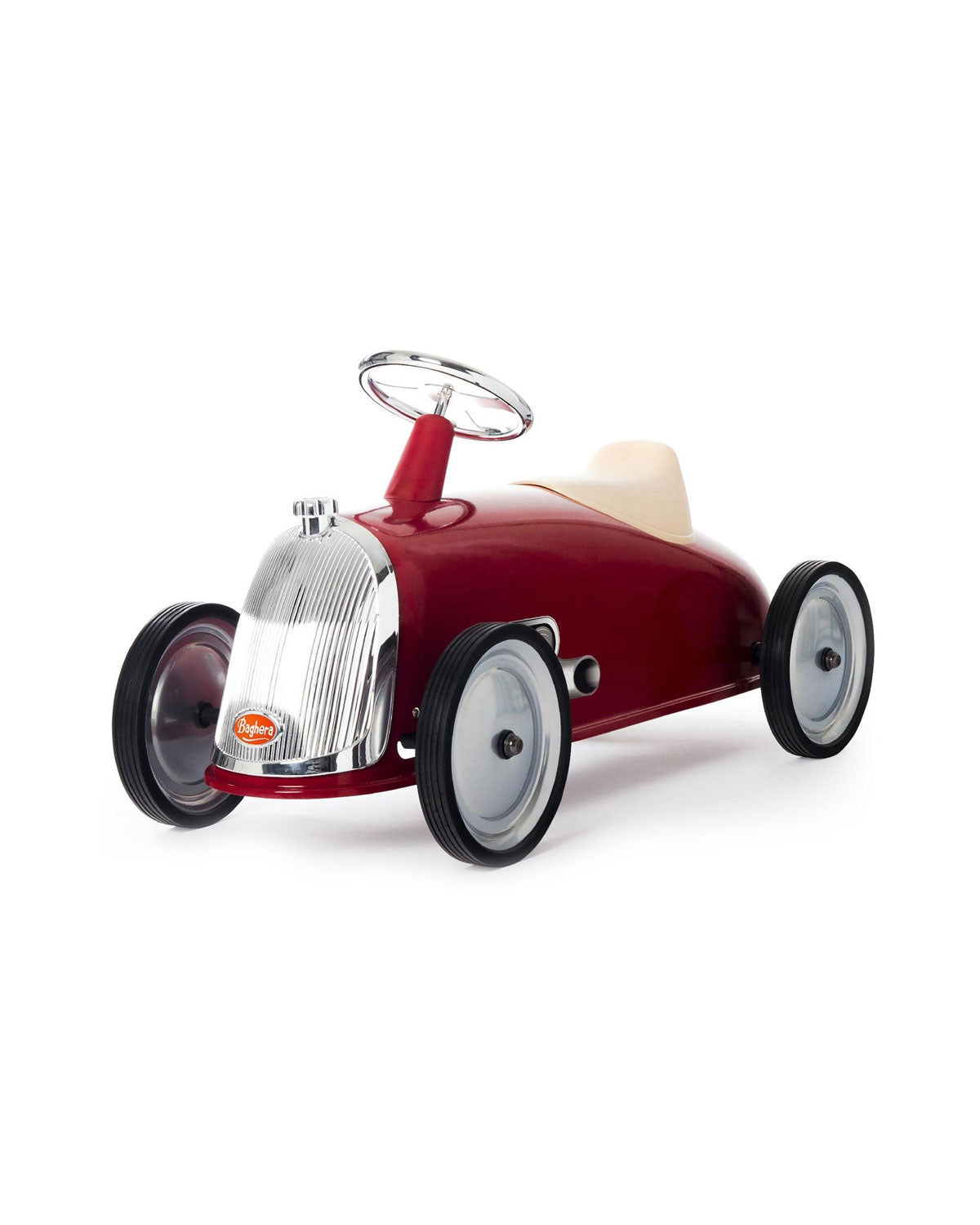 Ride-On RIDER Red