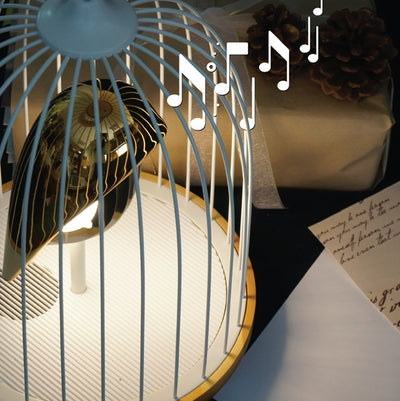 Bluetooth Speaker + Light JINGOO FEATHER CHINA