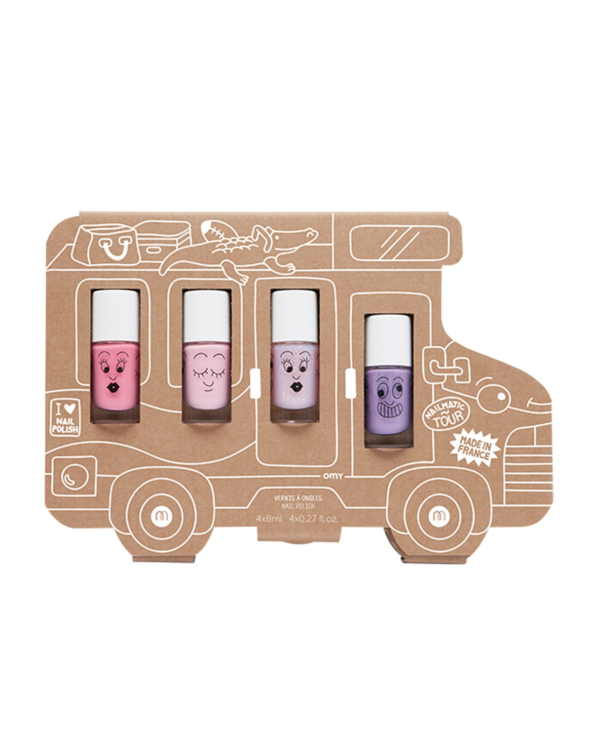 Beauty Set HOLIDAY VAN STORY