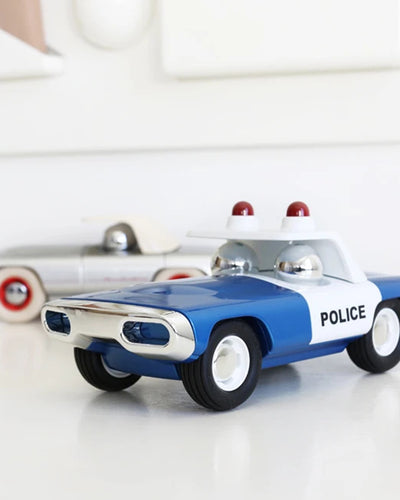 Car MAVERICK HEAT POLICE