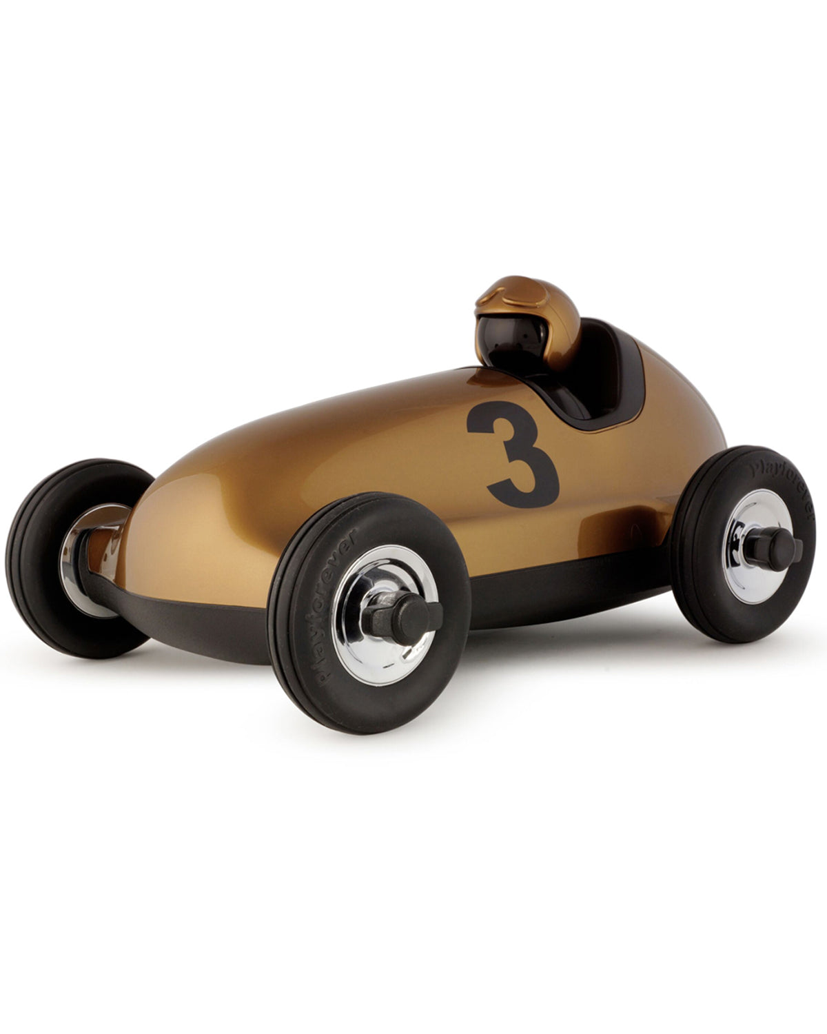 Playforever Car BRUNO ROADSTER Gold