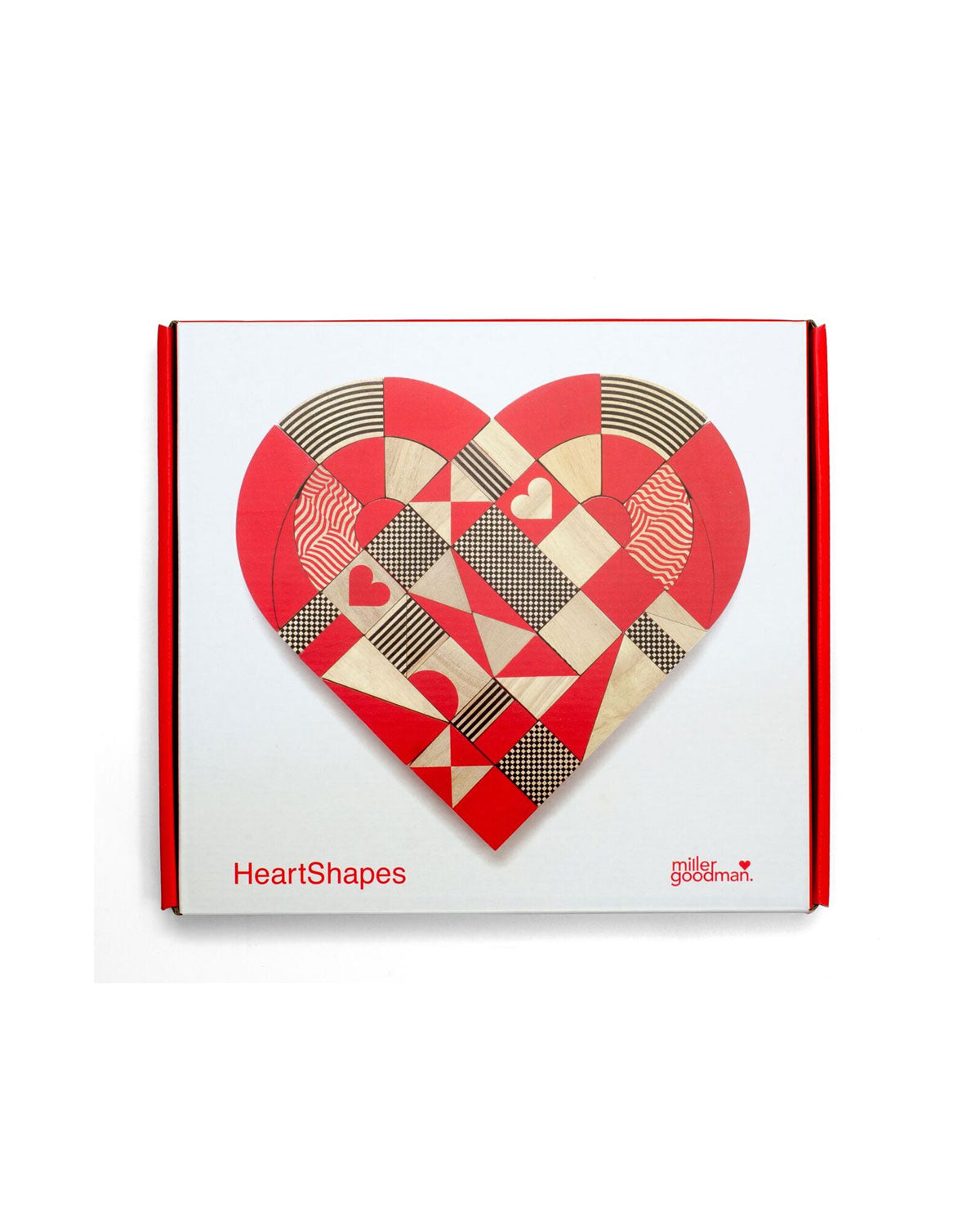 Puzzle HEARTSHAPES