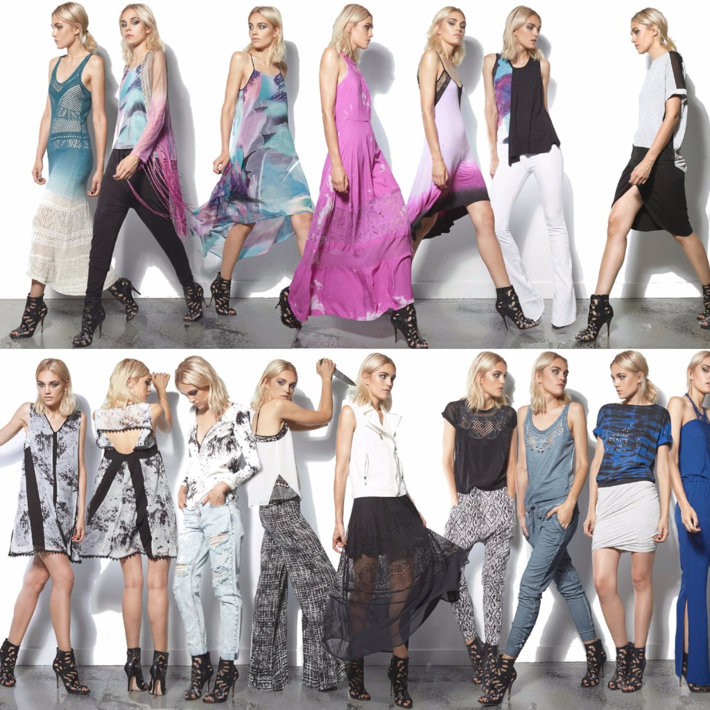 Womens Contemporary Collection