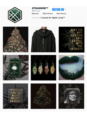 Cannabis Branding & Merch
