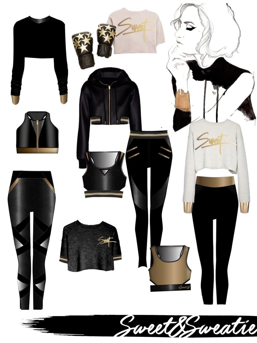 Sexy Activewear Collection