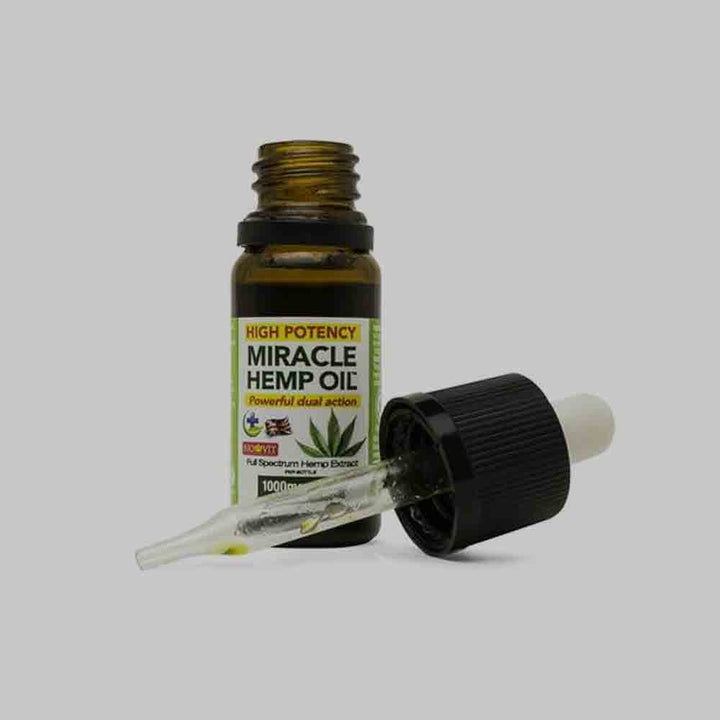 BioMiracle CBD Oil 10ml PREMIUM10% (1000mg)