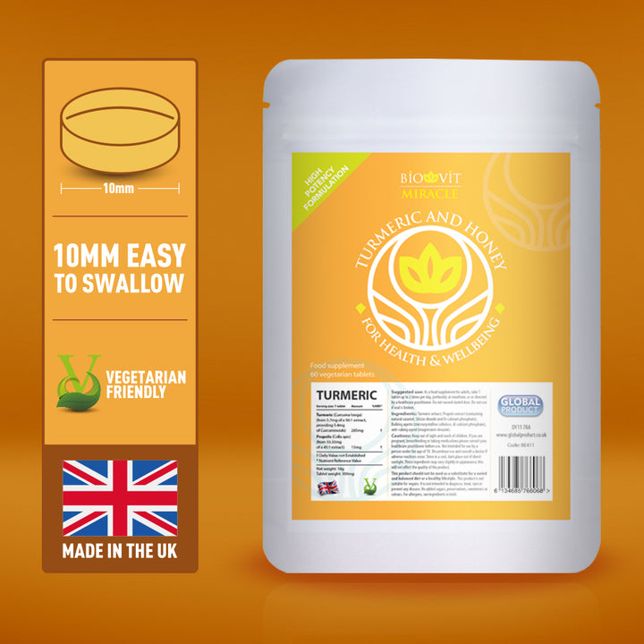 Biovit Turmeric and Honey Vitamins