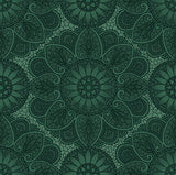 Sage & Sea Glass ~ by Kim Diehl - Bouledogue Quilt Co.