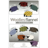 Woolies Flannel ~ Bonnie Sullivan - Bouledogue Quilt Co.