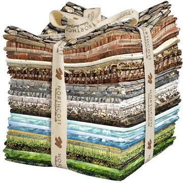 Naturescapes ~ Complete Collection - Bouledogue Quilt Co.