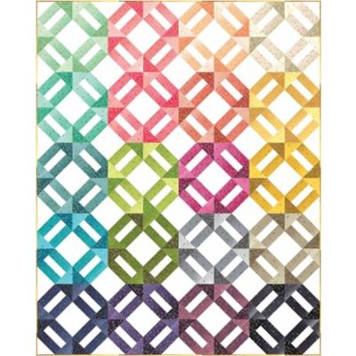 Ombre Confetti Weave Kit by V & Co. for Moda - Bouledogue Quilt Co.