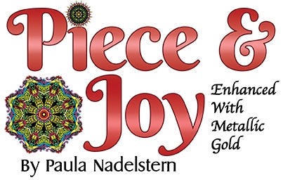 Piece and Joy ~ Paula Nadelstern - Bouledogue Quilt Co.
