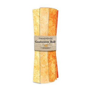 Gradations Fat Quarters ~ Sunglow - Bouledogue Quilt Co.