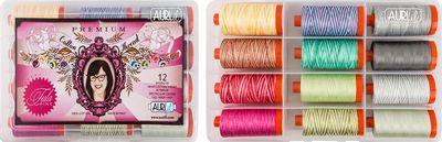 Aurifil ~ Tula Pink Collection - Bouledogue Quilt Co.