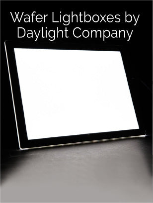 Daylight Wafer Lightboxes - Bouledogue Quilt Co.