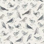 All A Twitter ~ Birch Birds - Bouledogue Quilt Co.