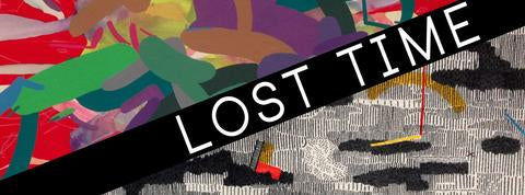 Lost Time: Works by Ryan Beck and Jason Andrew Turner