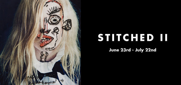 Stitched: Part II at Paradigm Gallery