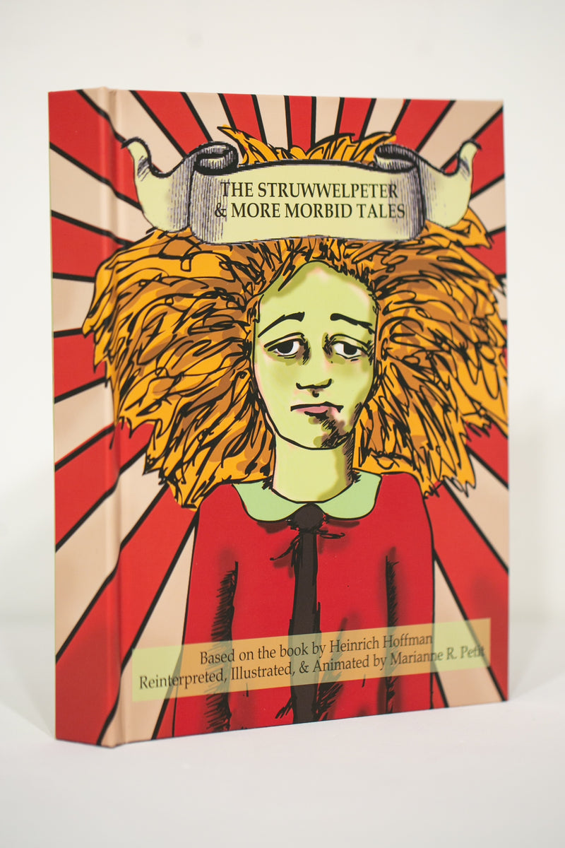 The Struwwelpeter and More Morbid Pop-Up Tales