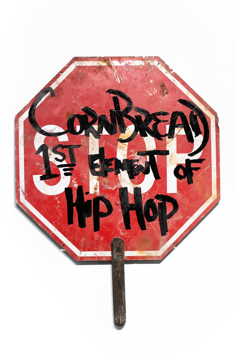 Cornbread 1st Element of Hip Hop