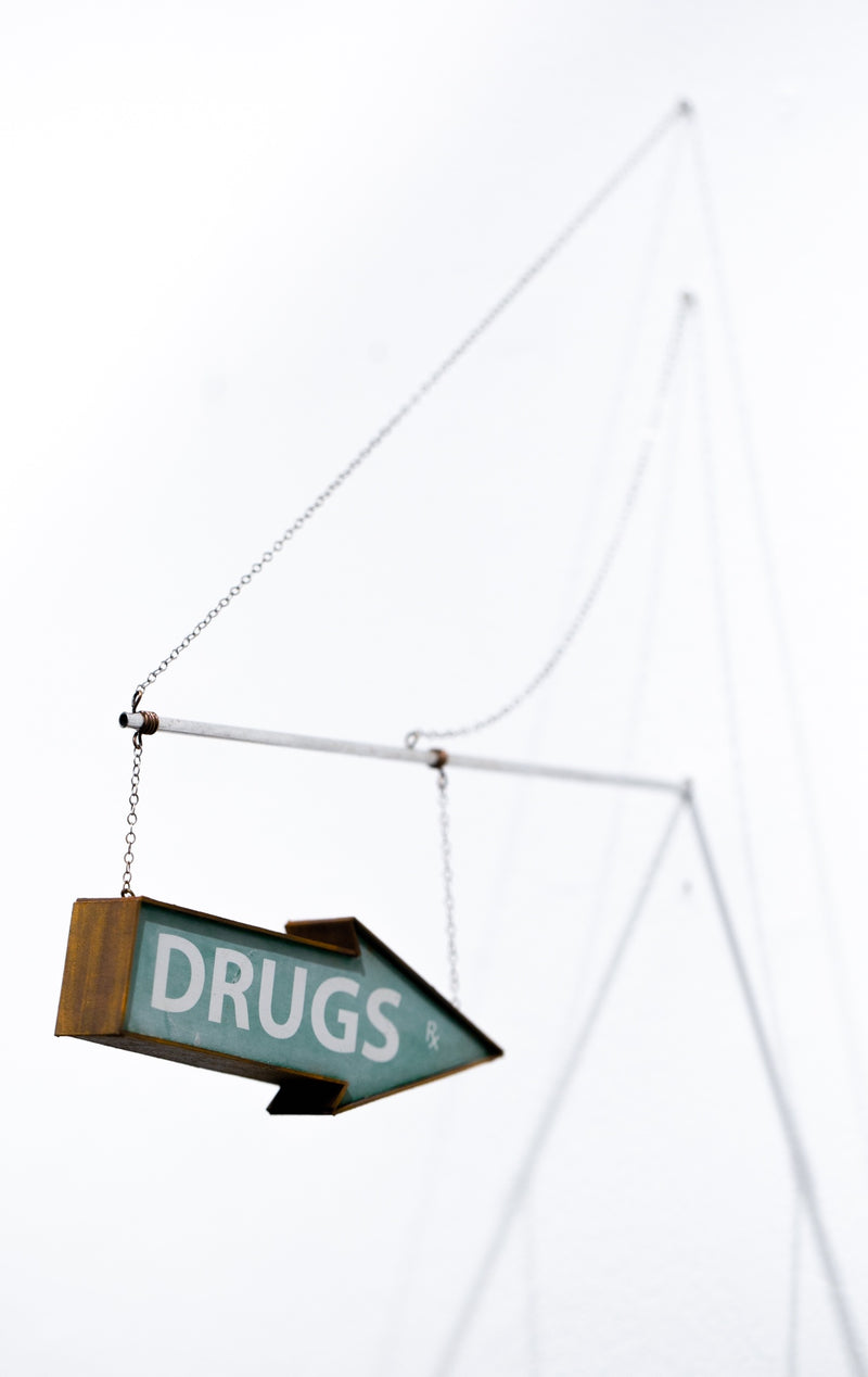 Drugs Arrow (Green)