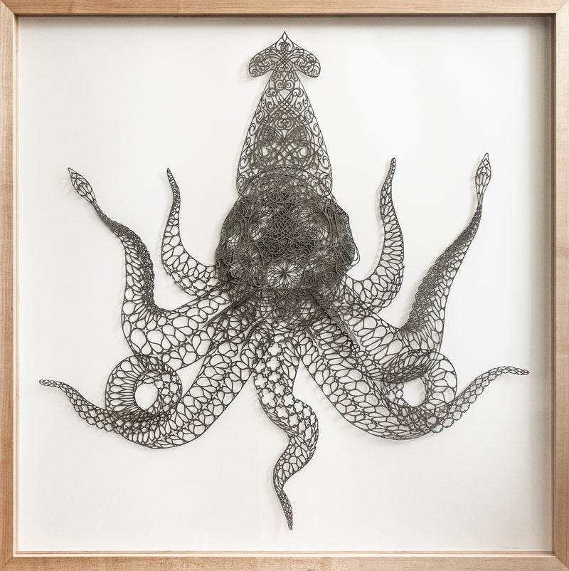 Saint Vitus Architeuthis Manalishi with the Seven Tentacle Crown